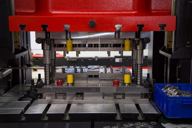 This Is What Makes A Perfect Hydraulic Punching Press